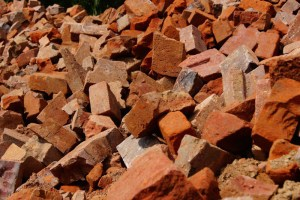 Heavy Material - Recyclable Bricks & Pavers