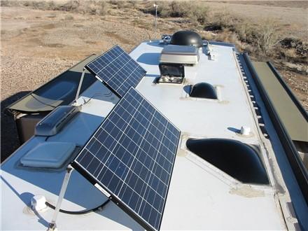 Caravan Wiring Diagram With Solar The Rv Battery Charging Puzzle 171 Handybob S Blog