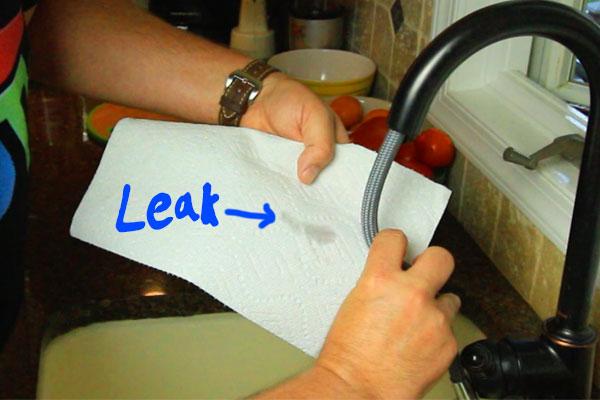 moen kitchen faucet repair for free