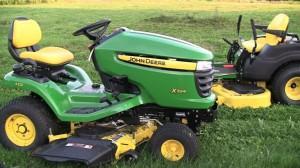 tractor vs ZTR