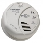 Combination Smoke and Co detection by First Alert
