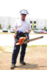 Chainsaw Safety Instruction