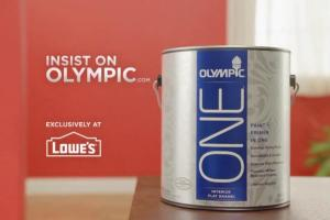 Learn How to Use Olympic Paint Color Samples