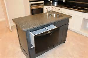 How to Make a Kitchen Island Design with Dishwasher Work