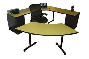 What Are Modular Home Office Furniture Collections?