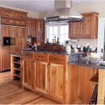 Arts and Crafts Style Kitchen Design