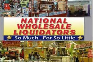 Information about the Location of National Wholesale Liquidators Furniture
