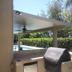 Kitchen Fan Cover Commercial Sink Drain Parts Patio Covers   Handyman Unlimited