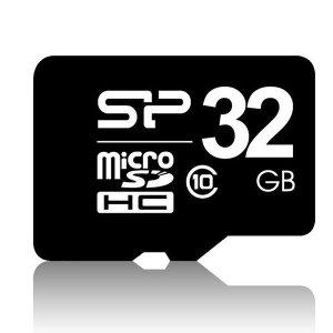 Pardakaamera mälukaart Silicon Power MicroSD HC 32GB Class10