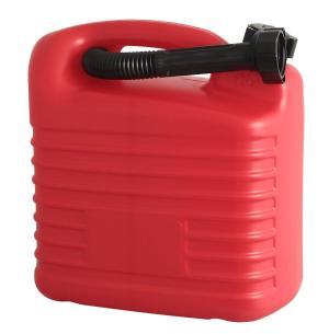 Kütusekanister 10L punane