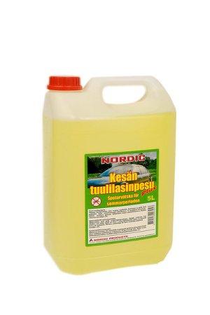 Suvine klaasipesuvedelik putukaeemaldusvahendiga 5L