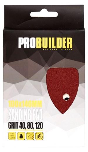 Lihvpaberid Probuilder multilihvile G40-80-120 10tk