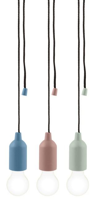 LED lamp nööriga tõmmatav