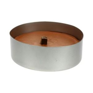 Õueküünal Maxi metall ümbrisega 8-10h