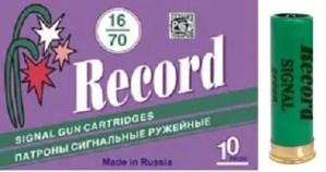 16 kal. signaalrakett Roheline