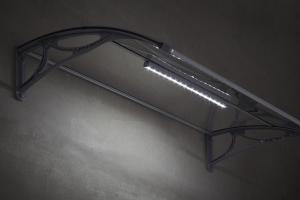 Varikatuse LED uksevalgusti Superroof 500