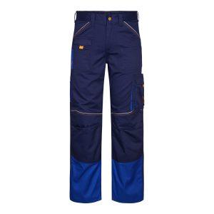 Tööpüksid Bob-Cat sinine, tugevdatud