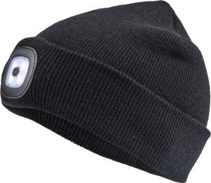 Müts Cerva Deel 4 LED laetava pealambiga