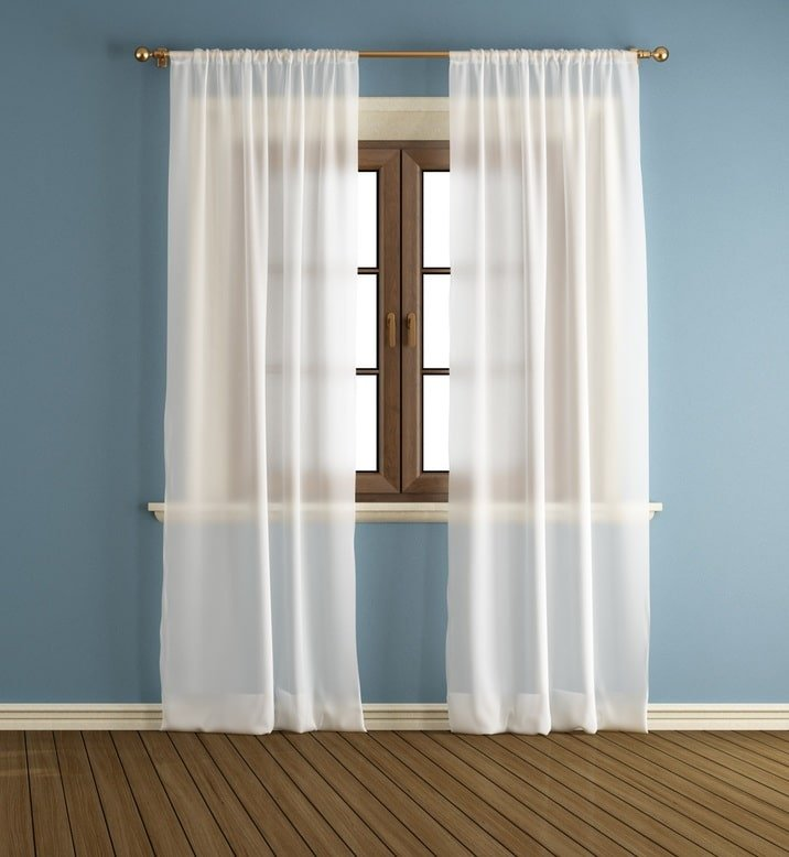 Curtains Hanging