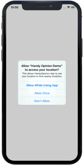 Get Current Location in Swift IOS