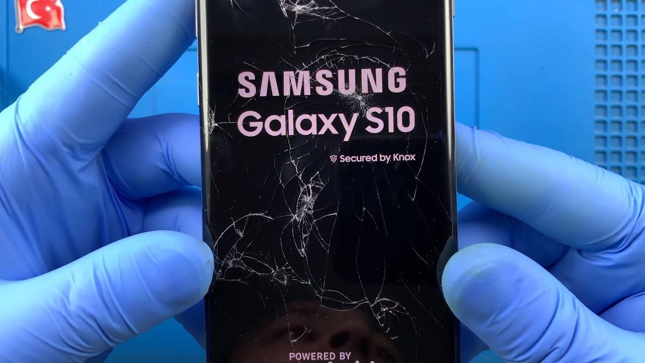 Samsung Galaxy S10 - Touch defekt