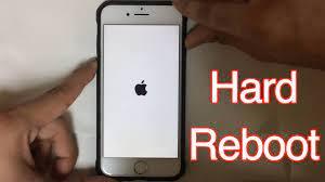 iPhone 7 Reboot