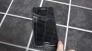 Samsung Galaxy A5 Sturzschaden