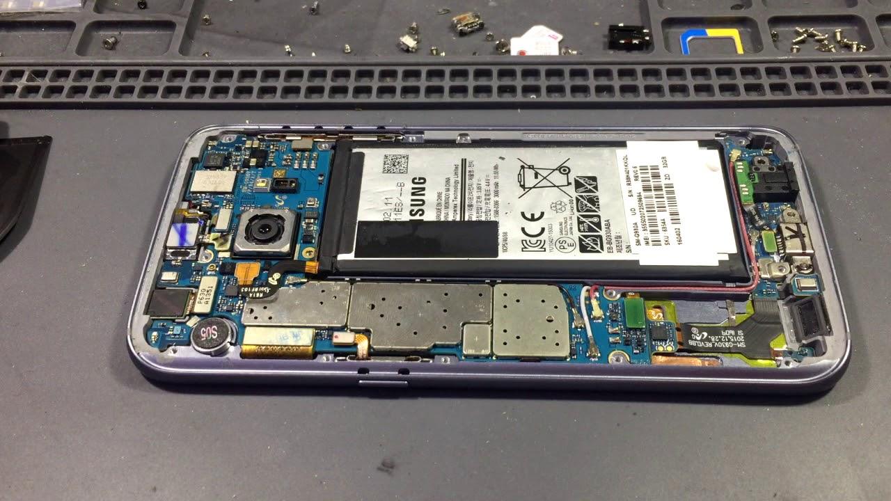 Samsung Galaxy S7 Platine