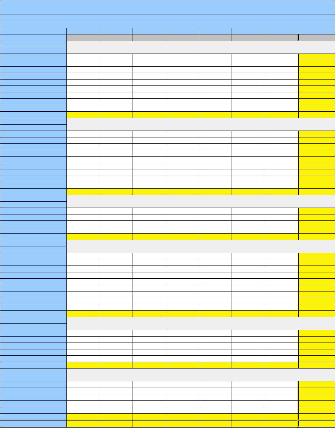 Personal Budget Amp Weekly Expenses Worksheet