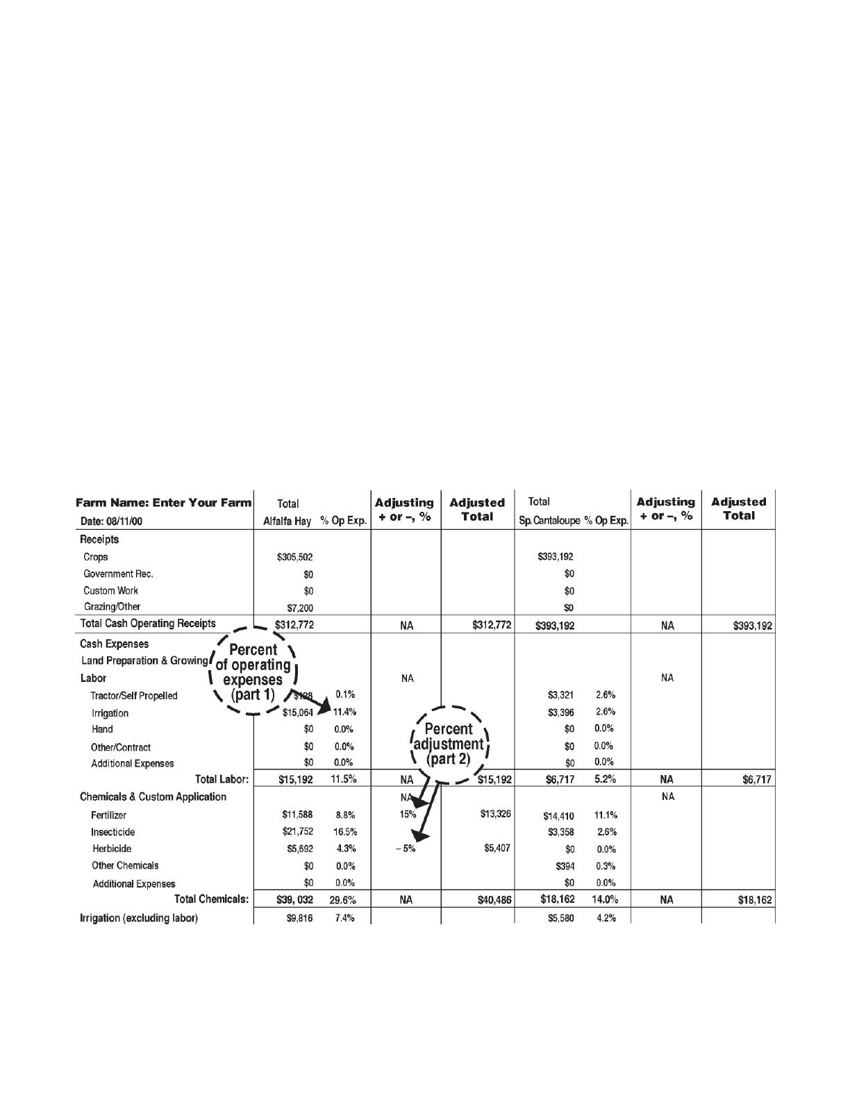 Cash Flowysis Worksheet