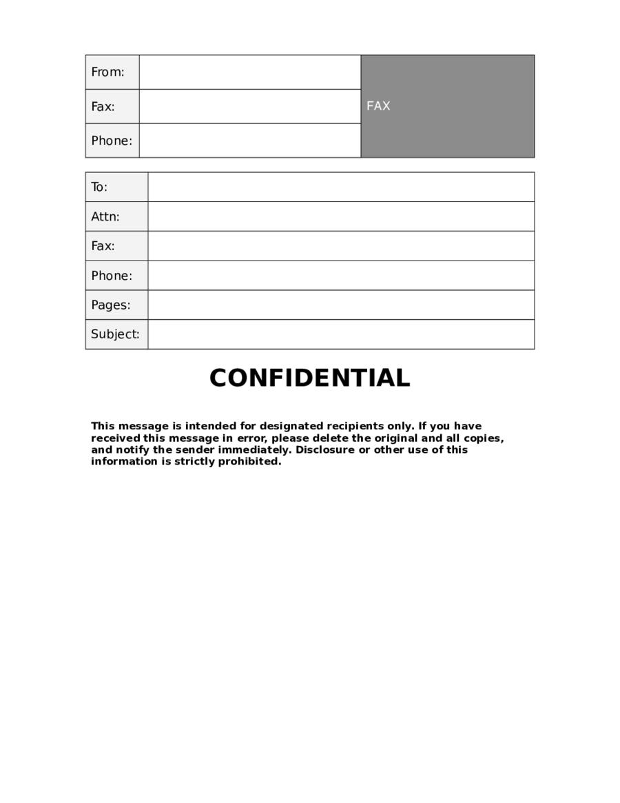 how to make a fax cover sheet mersn proforum co