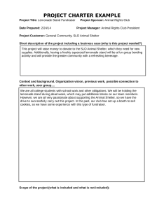 Project charter template excel also fillable printable pdf  forms rh handypdf