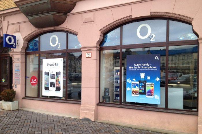 Handy Reparatur im o2 Shop Zwickau Moritzstraße