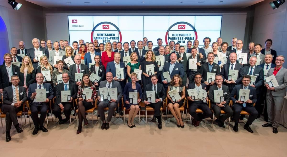 Die Preise wurden feierlich in der Berliner Bertelsmann-Repräsentanz vergeben.