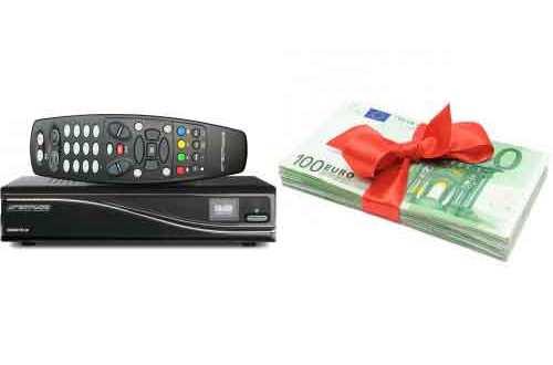 Dreambox DM800 HD SE + AllNet Flat + 120 Euro nur 44.99€ mtl