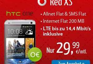 Allnet- & SMS-Flat & Internetflat LTE & Smartphone