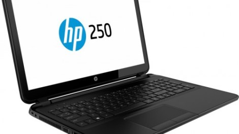 HP 250 Notebook + 100 Min + 100 SMS 22.95€ mtl