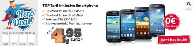 Festnetz Flat + o2 Flat + Internet Flat 4.95€ mtl