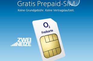 o2 Loop Prepaid Freikarte