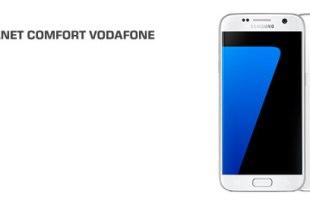 Allnet Comfort Vodafone + 1GB + Samsung Galaxy S7 nur 19,99€ mtl.