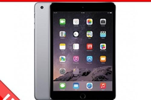iPad mini 3 + 6GB LTE Telekom nur 34,99€ mtl.