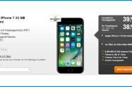 ay allnet Max + 6GB + Türkei Flat + iPhone 7 nur 39,99€ mtl.