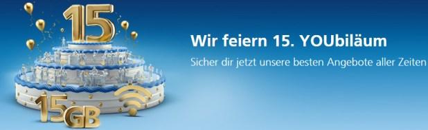 15GB LTE mit Galaxy J3 und Allnet mit EU Roaming nur 29,99€ mtl.