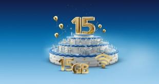 15 GB LTE mit Allnet und EU Roaming nur 29,99€ mtl.