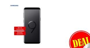 Samsung Galaxy S9 mit Allnet nur 19,99€ mtl.