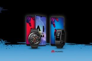 Huawei P20 Pro mit Watch2 und 10 GB LTE nur 34,99€ mtl.