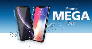 iPhone X / iPhone Xr mit 10 GB LTE ab 44,99e mtl.