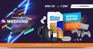 3GB LTE + PlayStation Classic nur 7,99€