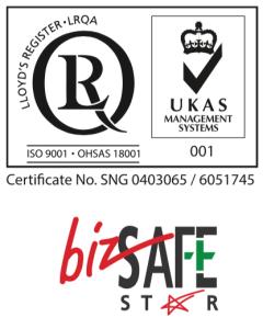 Haneflex obtains ISO 9001:2015 , OHSAS 18001:2007