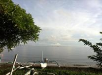 Amed: Lava stone beach, Bali